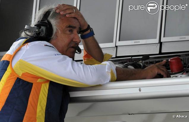 Flavio Briatore a été banni à vie de la F1 pour avoir triché lors du Grand Prix de Singapour