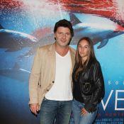 Philippe Lellouche et la belle Vanessa Demouy, Vincent Perez et sa femme, pour... la défense des dauphins !