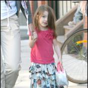 Suri Cruise : à 3 ans elle porte des talons ! On aura tout vu !