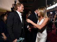 Brad Pitt et Jennifer Aniston complices : joyeuses retrouvailles à l'écran