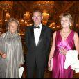 Après deux ans de rénovation, l'Opéra Royal du Château de Versailles a repris vie, en présence de Bernadette Chirac, Jean-Jacques Aillagon, Marisa Bruni Tedeschi
