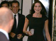 Nicolas Sarkozy et Carla Bruni : le couple travaille dur... Et la French Touch de Carlita déchaîne les passions !