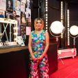 """Julie Zenatti - Backstage de l'enregistrement de l'émission """"300 Choeurs chantent Dassin"""" à Paris, le 15 septembre 2020 et diffusé le 16 octobre 2020. © Tiziano Da Silva / Bestimage"""
