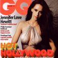 Le numéro de juin 2001 du magazine GQ, sublimé par Jennifer Love Hewitt.