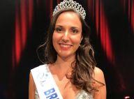 Miss France 2021 : Julie Foricher est Miss Bretagne 2020