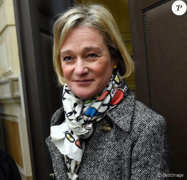 Delphine Boël lors de l'examen de l'appel du roi Albert, est bien la fille biologique du roi Albert II des Belges, selon le rapport de l'analyse ADN rendu public début 2020.