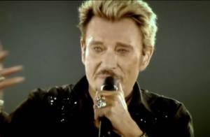 Johnny Hallyday, bouleversé et bouleversant face à son public... Regardez !