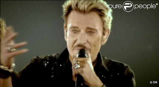 L'émotion de Johnny Hallyday au Stade de France, à revivre en vidéo...