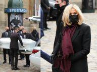 Obsèques de Juliette Gréco : Brigitte Macron présente à la cérémonie