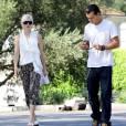 Gwen Stefani et son mari Gavin Rossdale