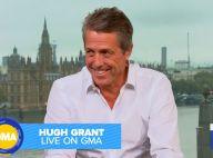 """Hugh Grant, papa """"talentueux"""" qui fait pleurer ses enfants : ses drôles de confidences"""