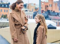 Victoria de Suède : Joyeuse sortie avec la princesse Estelle, habillée comme maman !