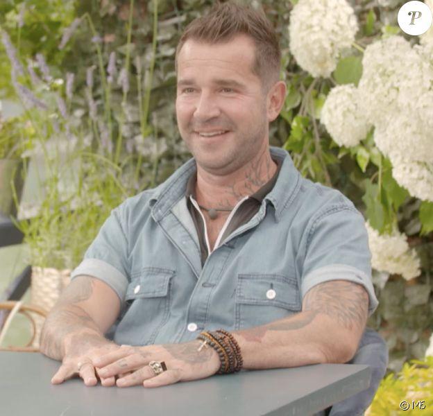 """Mathieu, candidat de """"L'amour est dans le pré"""" sur M6."""