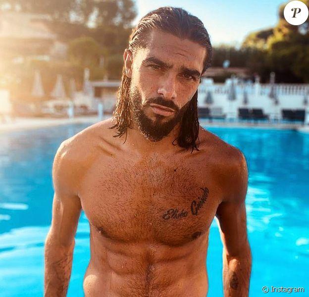 Julien Guirado, candidat de télé-réalité, a retrouvé l'amour dans les bras d'une jolie brune prénommée Lola.