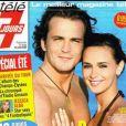 "Karl du ""Bachelor"" avec son ex Julie"
