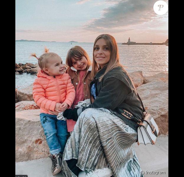 Alexia Mori et son compagnon Stéphane vont avoir un troisième enfant après les naissances de Louise et Margot.
