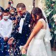 Ibrahim Maalouf et Hiba Tawaji se sont mariés le 18 septembre 2020.