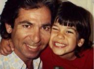 Kim Kardashian a pu revoir son père décédé pour son anniversaire