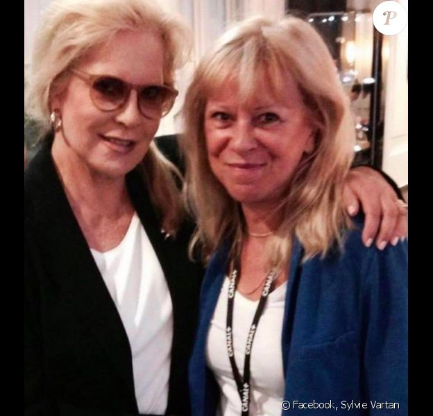 Sylvie Vartan et Sylvia Bonhomme