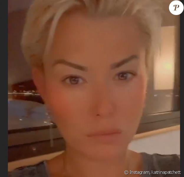 Katrina Patchett (Danse avec les stars) bloquée à Singapour pendant deux semaines - Instagram