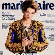 """Une de """"Marie Claire"""" en date du 5 novembre 2020."""
