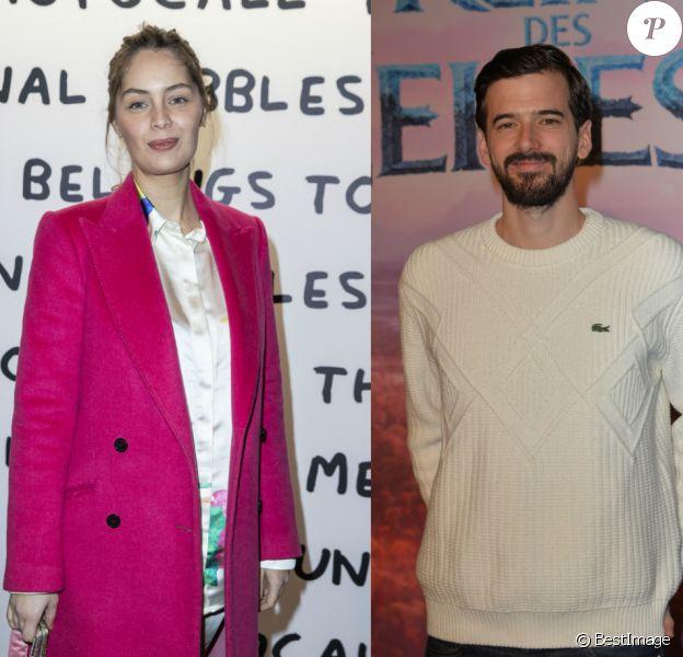 Marie-Ange Casta et Marc-Antoine Le Bret sont devenus parents.