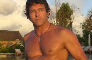 Le beau comédien Laurent Hennequin : il a failli être amputé huit fois... il revient plus motivé que jamais !