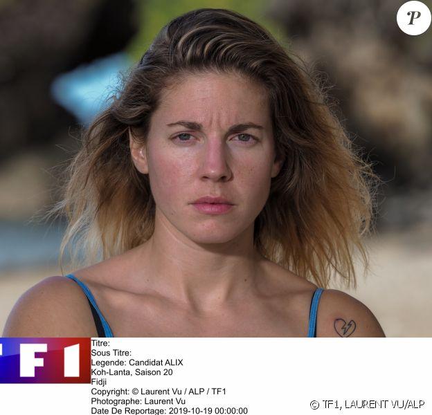 """Alix, candidate de """"Koh-Lanta, Les 4 Terres"""", diffusée en 2020, photo officielle"""