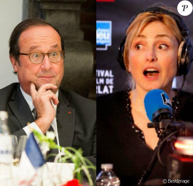 François Hollande et Julie Gayet : Plus amoureux que jamais, ce selfie qui intrigue