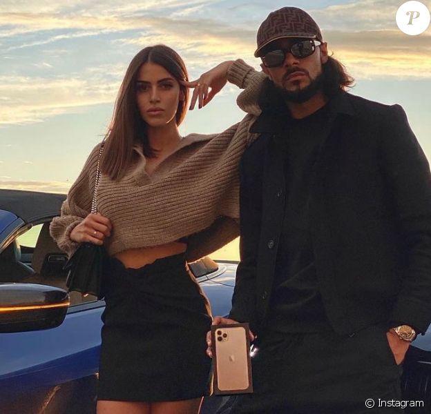 Julien Guirado en couple avec Lola sur Instagram.