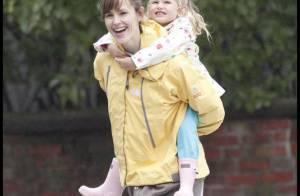 Jennifer Garner : amincie, souriante et super heureuse avec ses deux craquantes poupées... Elle est métamorphosée !