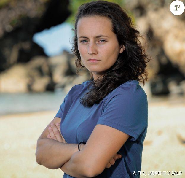 """Ava, candidate de """"Koh-Lanta, Les 4 Terres"""", diffusée en 2020, photo officielle"""