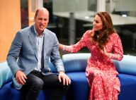 Kate Middleton et William à la maison : le couple parle bébés depuis son salon