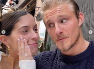 Alexander Ludwig (Vikings) fiancé : sa chérie montre sa superbe bague