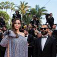 """Nabilla Benattia (enceinte) - Montée des marches du film """"Roubaix, une lumière (Oh Mercy!)"""" lors du 72ème Festival International du Film de Cannes. Le 22 mai 2019 © Borde / Bestimage"""