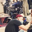 Sandrine Quétier dévoile sa transformation sur Instagram, le 24 novembre 2020