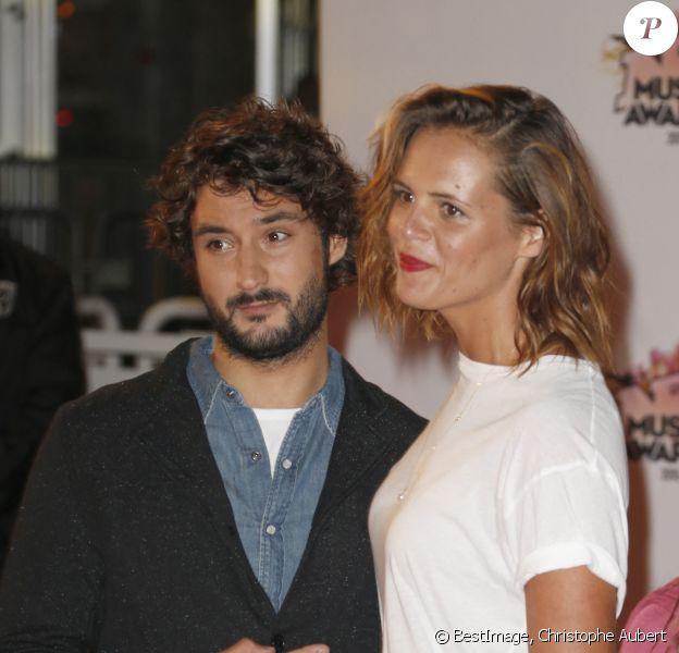 Laure Manaudou et Jérémy Frérot - Arrivées à la 17e cérémonie des NRJ Music Awards au Palais des Festivals à Cannes © Christophe Aubert via Bestimage