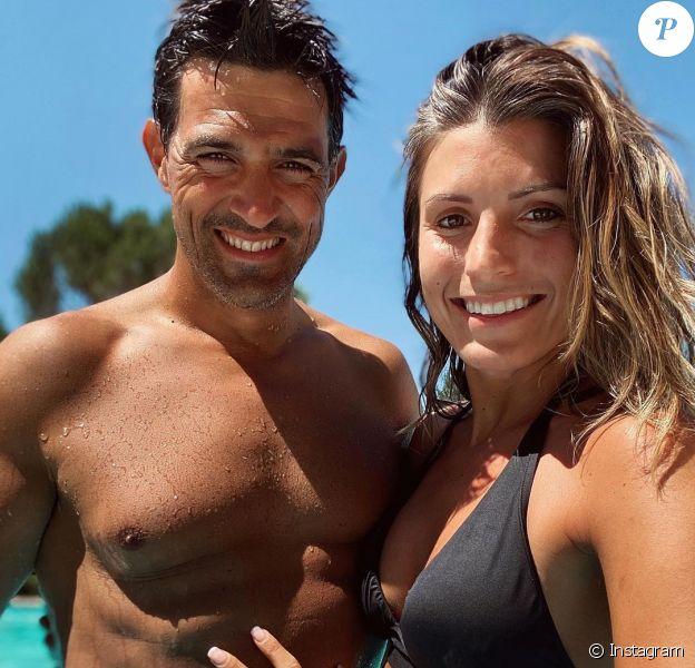 Jean-Pascal Lacoste et Delphine Tellier filent le parfait amour.