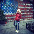 Jessica Thivenin le 2 janvier 2016 sur Instagram