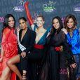 Les Miss France aux NRJ Music Awards 2020.