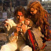 """Heath Ledger, Johnny Depp, Jude Law et Colin Farrell... les nouvelles images du """"Docteur Parnassus"""" !"""