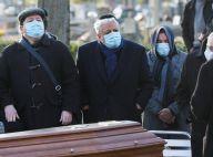 """Obsèques de Robert Castel : Enrico Macias a dit adieu à son """"frère"""""""