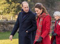 Kate Middleton et William tendres et tactiles : le couple affiche sa complicité