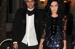 La nouvelle amoureuse, Katy Perry, bouleversante de beauté et d'originalité lors de la Fashion Week parisienne !