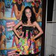 Katy Perry joliment extravagante au défilé de Jean-Charles de Castelbajac