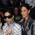 Prince au défilé Chanel