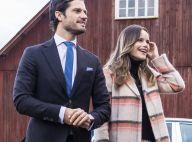 Carl Philip de Suède bientôt papa pour la 3e fois ! La princesse Sofia est enceinte