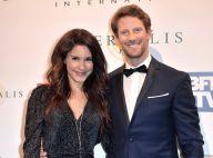 Romain Grosjean de retour à la maison : il prend du bon temps avec sa femme Marion Jollès