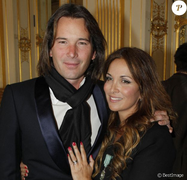 Exclusif - Héléne Segara et son mari Mathieu Lecat - 2012