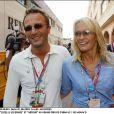 Estelle Lefébure et Arthur - Grand Prix de Formule 1 de Monaco.